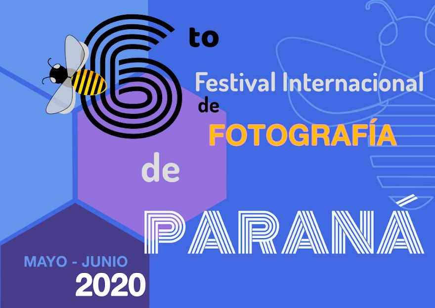 VI Festival Internacional de Fotografía de Paraná 2020