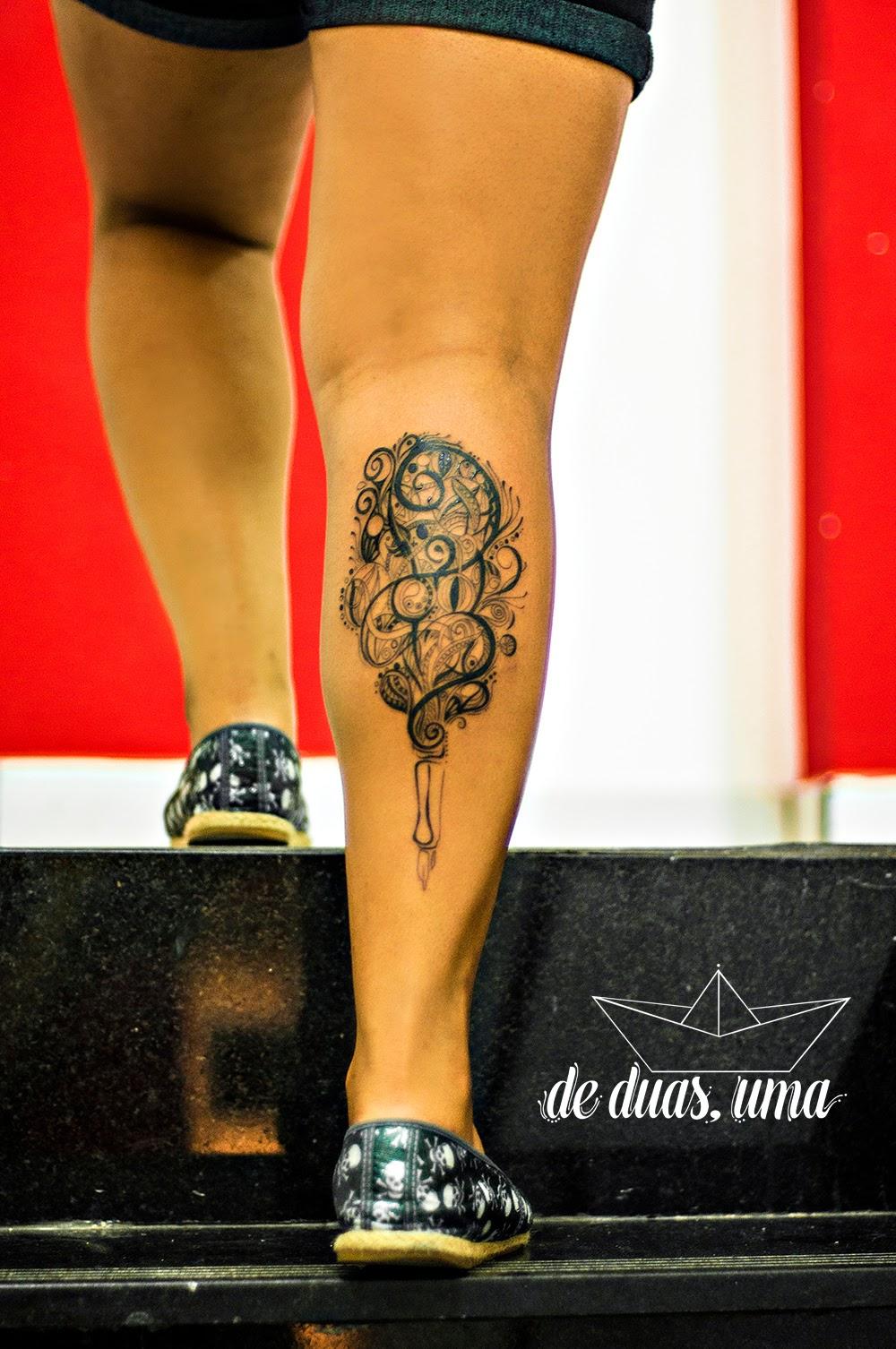 doodling tattoo deduasuma