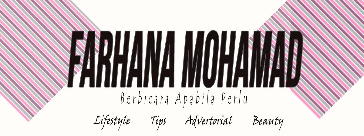 farhana mohamad