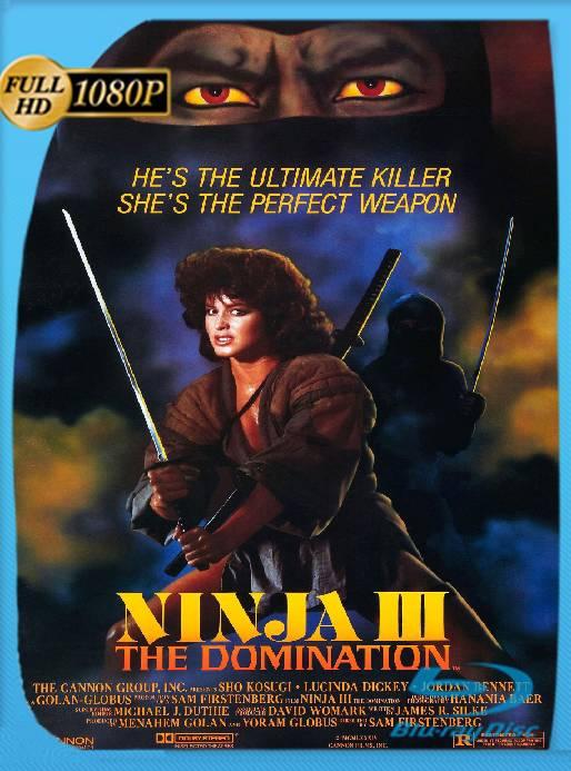 Ninja III: The Domination (1984) HD [1080p] [Latino] [GoogleDrive] [RangerRojo]