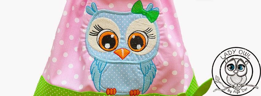 Odcień Szarości Lady Owl