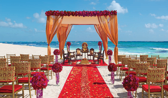 Easy Escapes Travel And AM Resorts Is Excited To Introduce The New South Asian Wedding Package Collections That Caters This Growing Segment Of