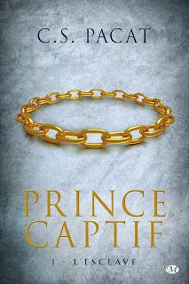 Prince Captif T1 : L'esclave - C.S. Pacat
