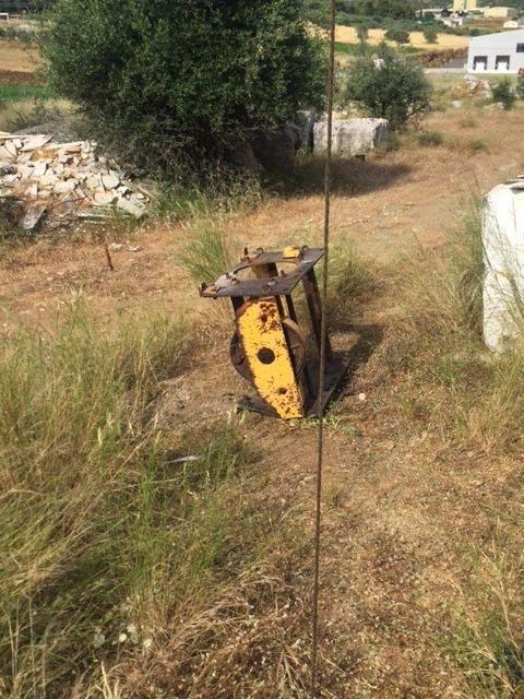 Αρτάκη: «Κυνηγοί» μετάλλων λεηλάτησαν εργοτάξιο! (ΦΩΤΟ)
