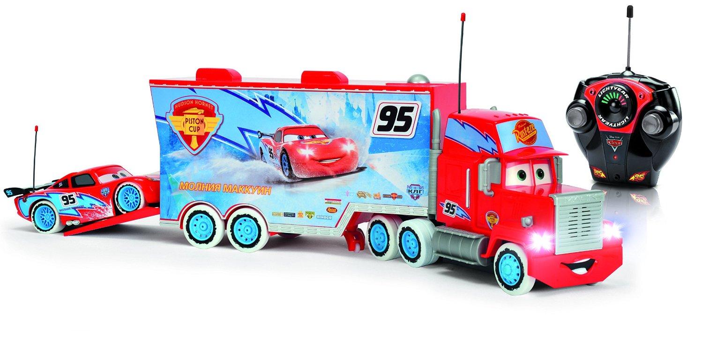 cars turbo mack rc ice cm 46 scala 1 24 tv 4675 roy toys giocattoli on line. Black Bedroom Furniture Sets. Home Design Ideas