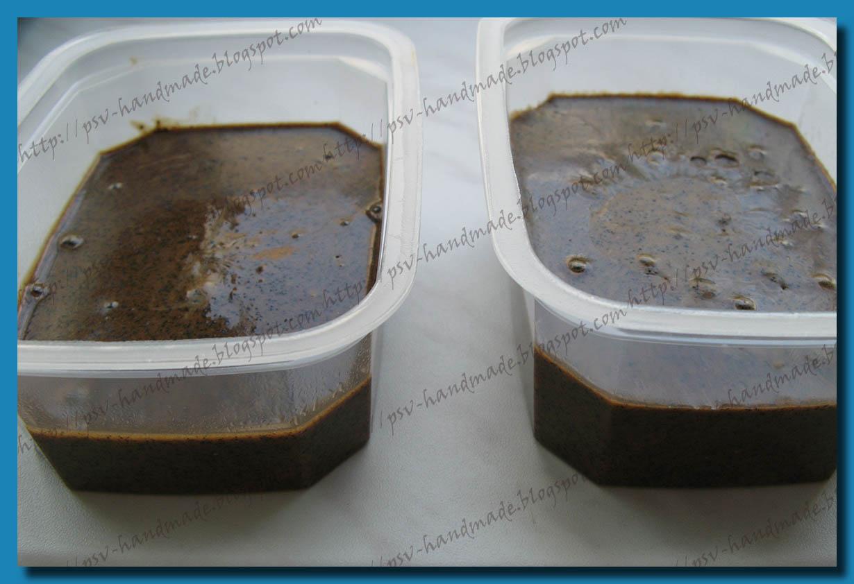мастер-класс: Мыло своими руками кофейное
