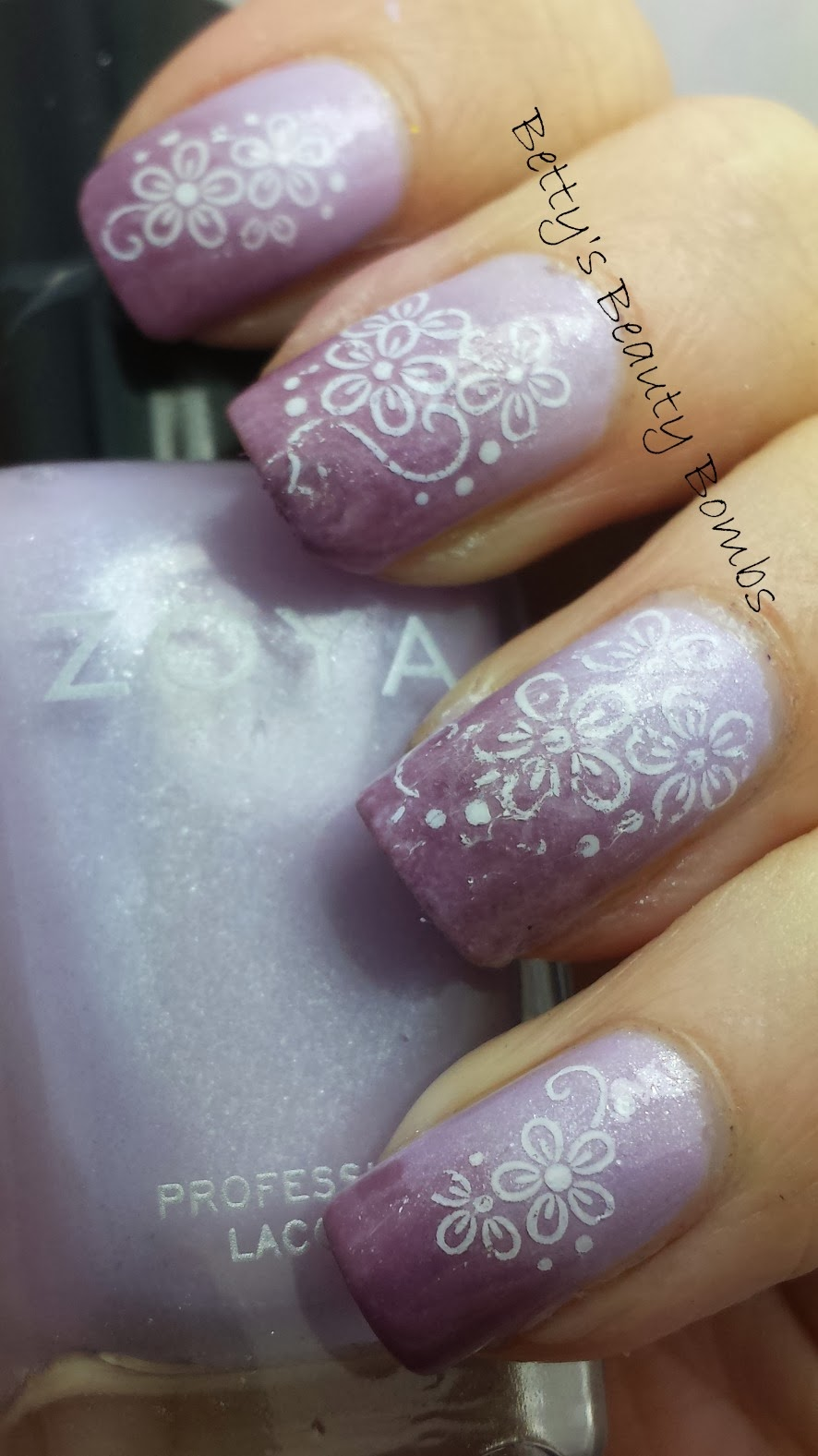 Pueen Nail Art Decals