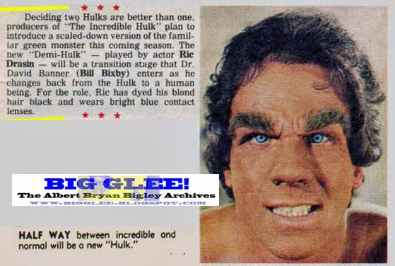 Big Glee! The Albert Bryan Bigley Archives!