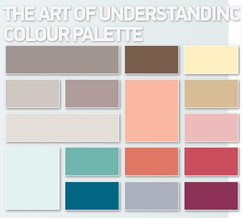 Comodoos interiores tu blog de decoracion the art of - Colores del mundo de bruguer ...