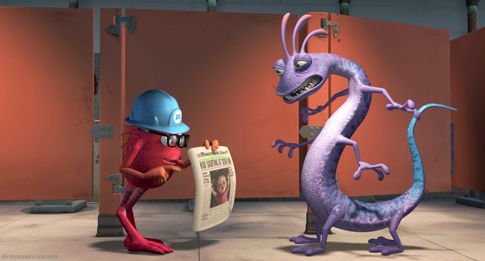 Whatsoever Critic Monsters Inc Movie Review