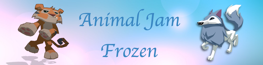 Animal Jam Frozen