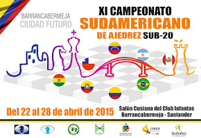 COLOMBIA: Sudamericano U-20 Ambas Ramas (Clic a la imagen)