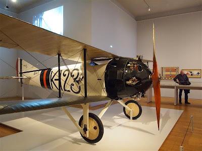 Avión FK 23 Bantam