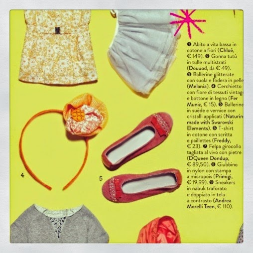 Grazia Junior Italia