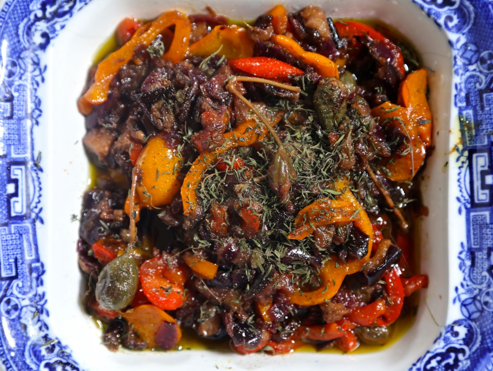 caponata secret garden club