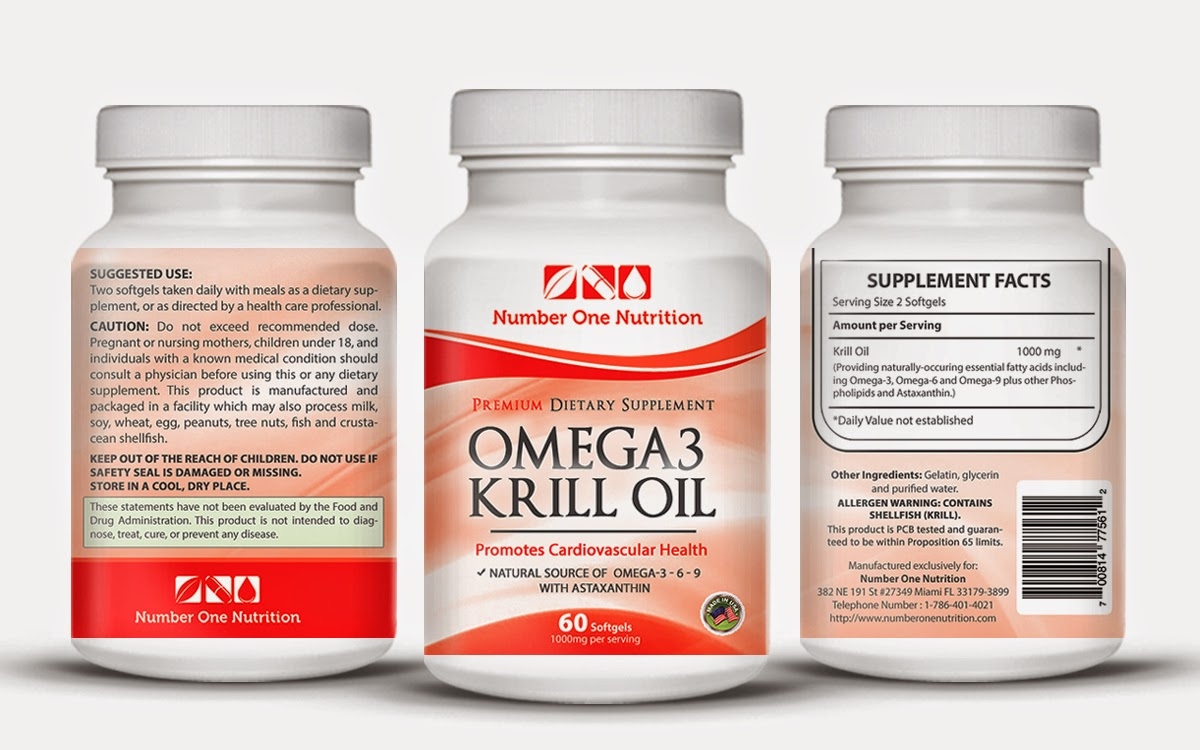 Redhead momma reviews for Krill oil versus fish oil