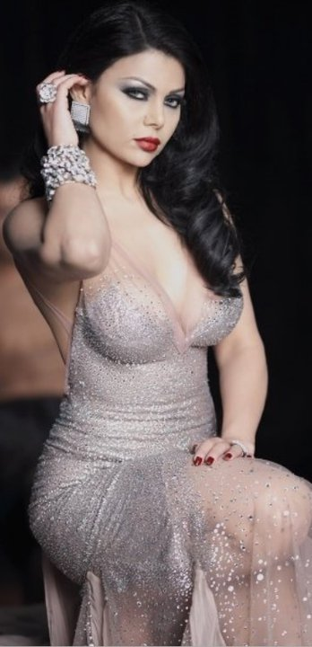 Hot images of haifa wehbe with huge tits something is