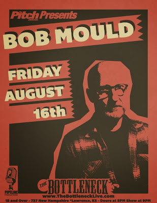 Scenester Picks: Bob Mould at Bottleneck on Friday