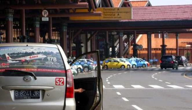Rental Elf antar jemput bandara/ Airport Soekarno - Hatta