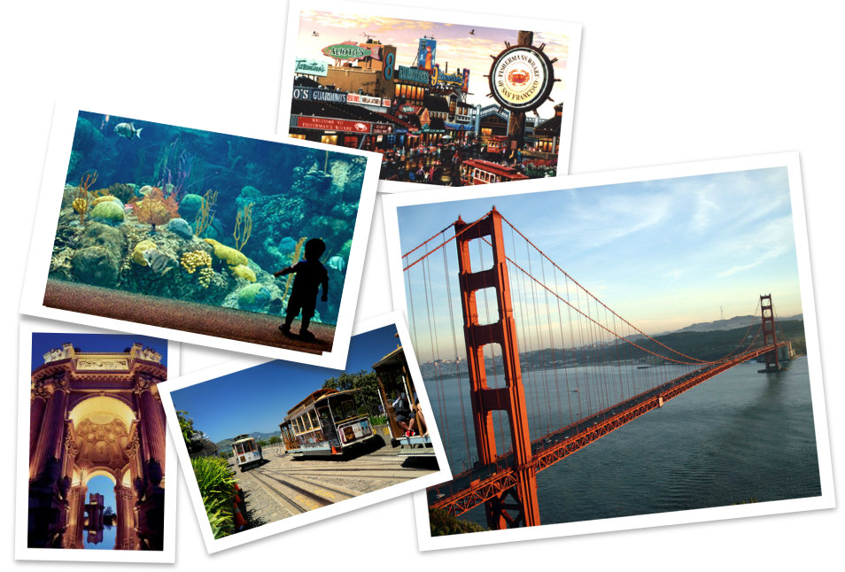 Travel top 10 list your online travel guide 10 best - San francisco tourist information office ...