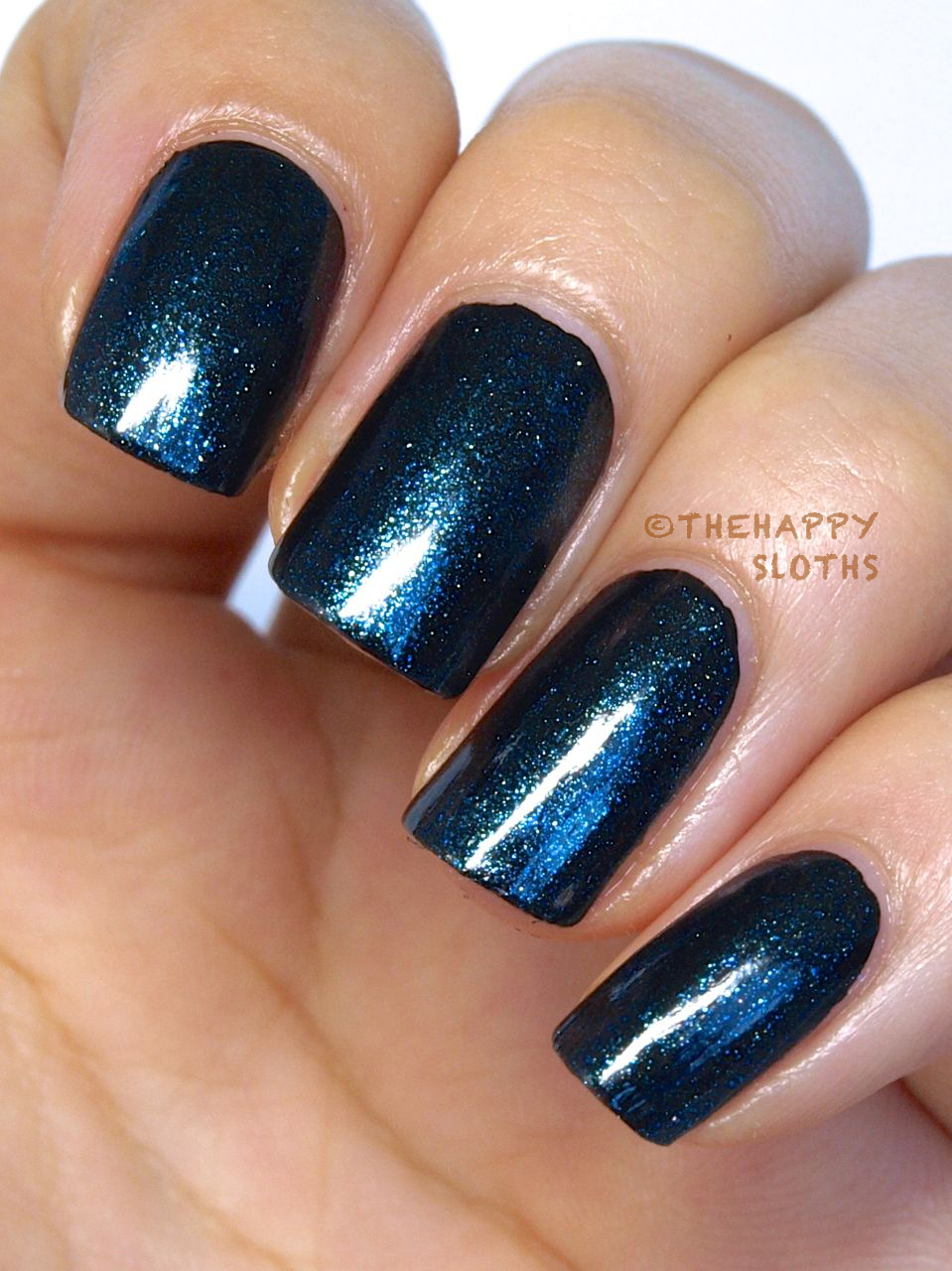 "Color Show Veils Nail Polish in ""Crystal Disguise"": Review and Swatches"