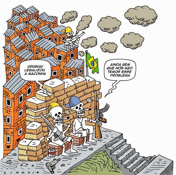 Uruguai se torna hoje o primeiro país a ter um mercado regulado de maconha.