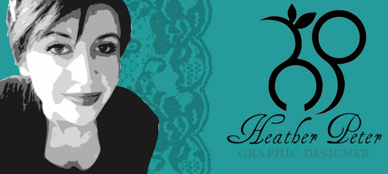 Heather Peter graphic design