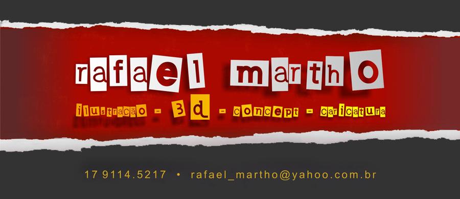Ilustrador - Rafael Martho - (17) 9114-5217