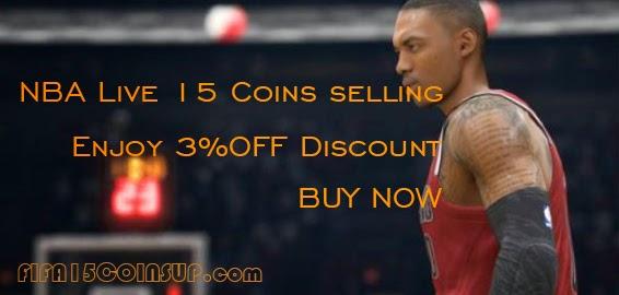 NBA Live 15 Coins