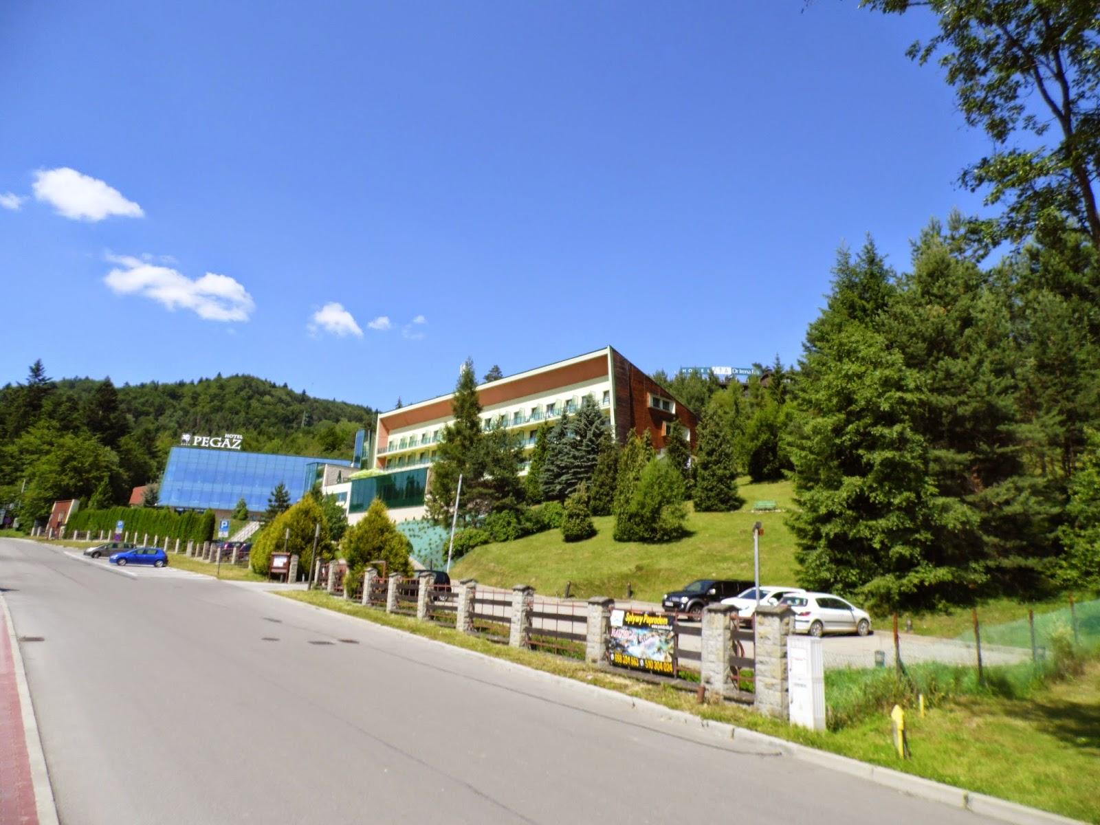 Hotele pod Jaworzyną Krynicką