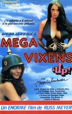 Up! Megavixens (Russ Meyer)( 1976).