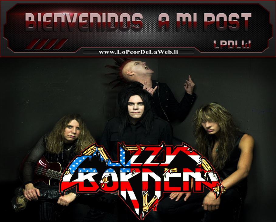 Lizzy Borden | Heavy/Power Metal | 1983-2007