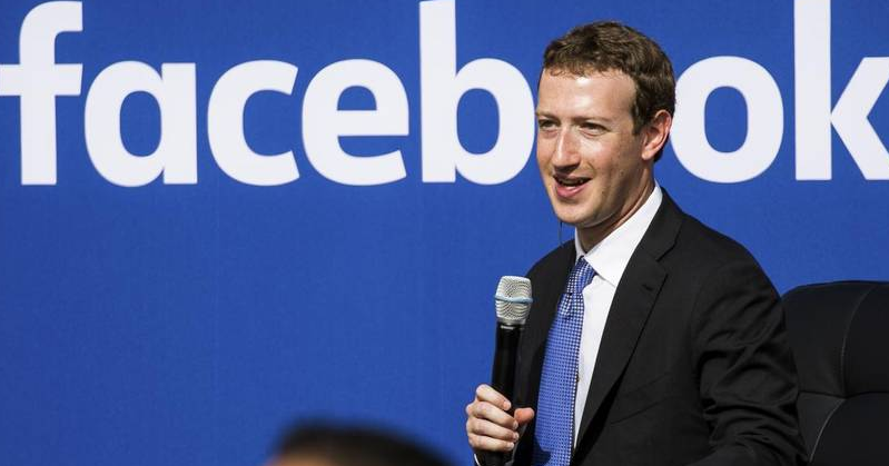 Good Morning America Zuckerberg Give Away : Is mark zuckerberg giving away billion of facebook
