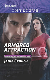 My newest book: ARMORED ATTRACTION