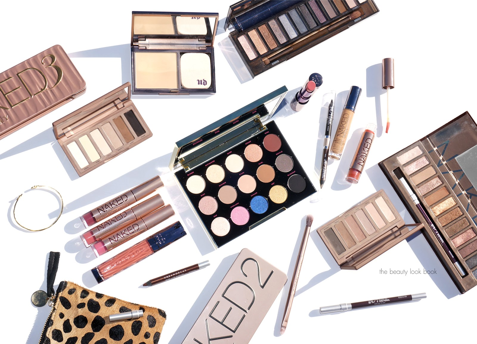 The Urban Decay Spring 2014 Collection: Nakedness Strikes