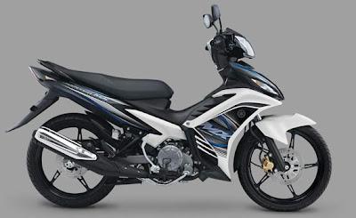 Daftar Cicilan Motor Yamaha Jupiter Mx 2014