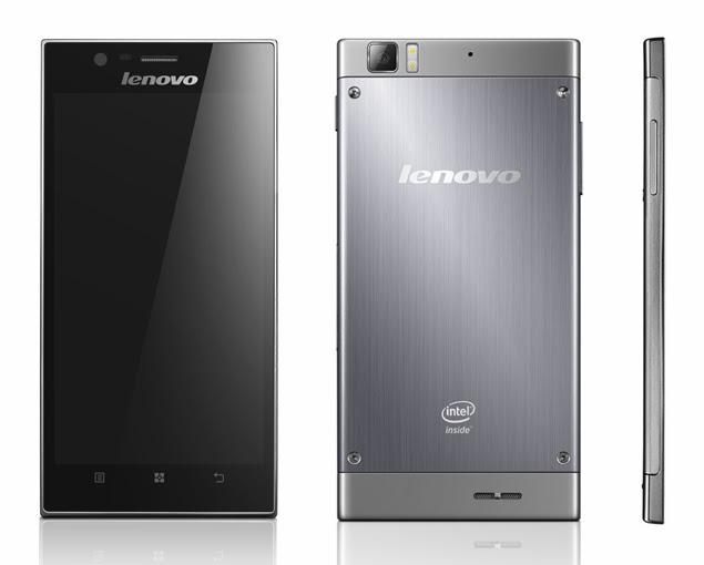 Lenovo K900 smartphone high quality compelling