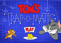 Tom e Jerry Labirintos