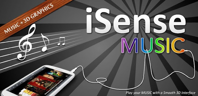 iSense Music - 3D Music Player v1.011 APK