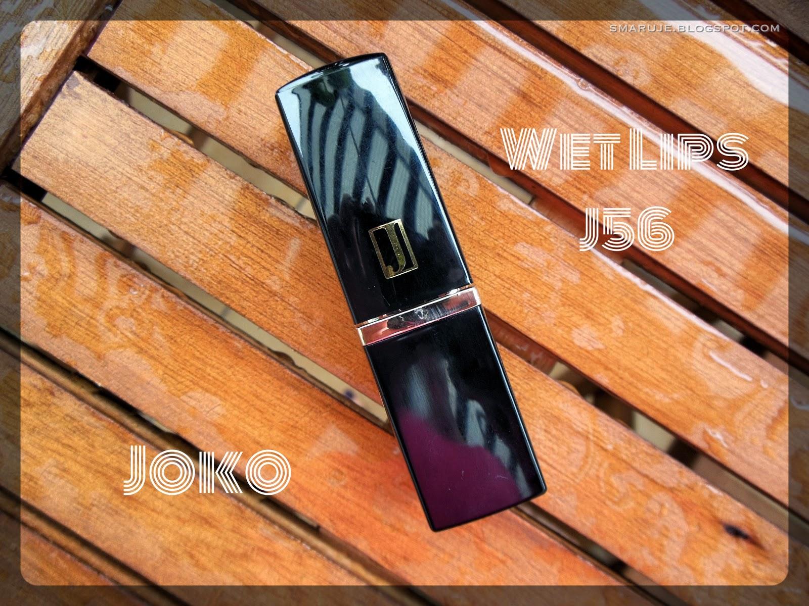 Dyskretne nawilżanie z Joko: Wet Lips, J56