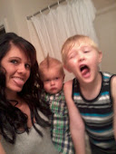 Me & My crazy boys!