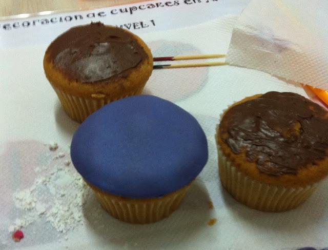 cubrir el cupcakes