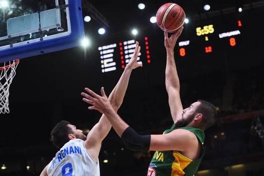 Italia 85 - Lituania 95 | Eurobasket 2015 - GRAZIE!