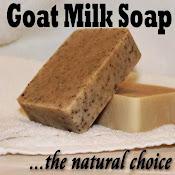 Try goat milk soap!