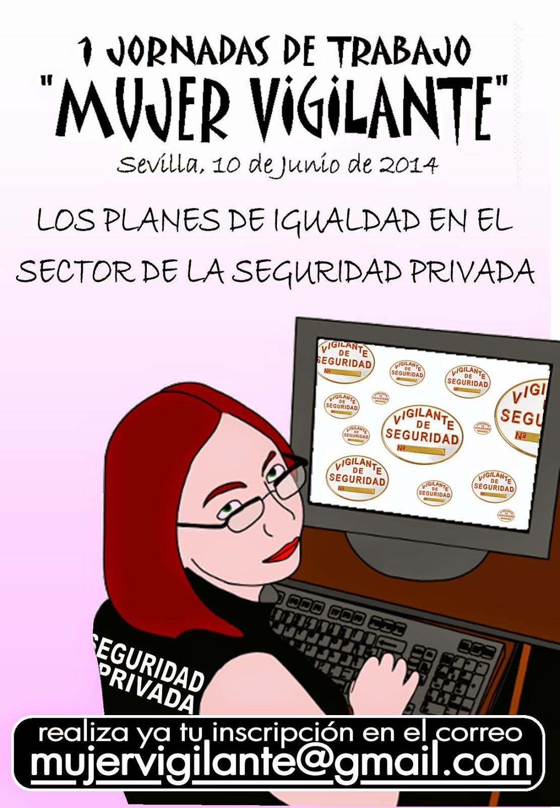 """I Jornadas """"Mujer Vigilante"""""""