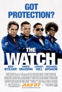 Gözüm Üzerinde 720p izle - The Watch Türkçe Dublaj izle