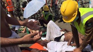 Berdesak-Desakan, Ratusan  Jamaah Haji Meninggal Dunia di Mina
