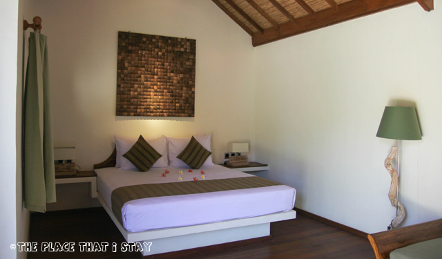Gili Trawangan - Laguna Gili Beach Resort - The room