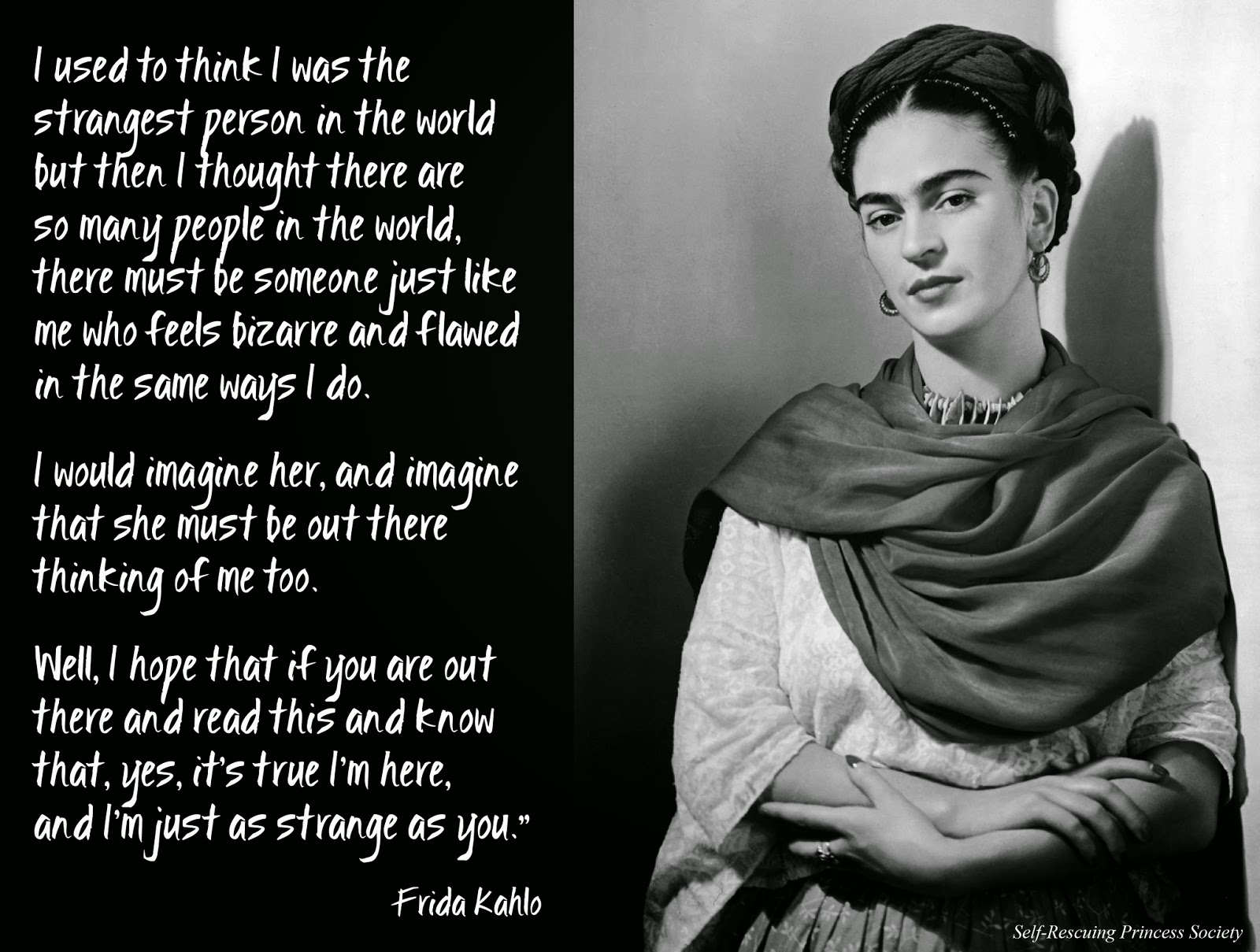 frida kahlo quotes about women quotesgram
