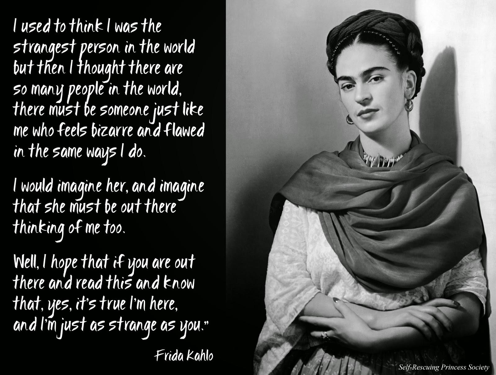 Pyrite Club | Images: Frida Movie Quotes